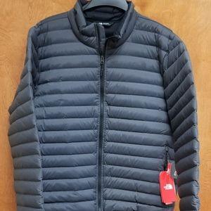 Stretch down jacket XXL